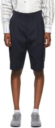 Études Navy Miles Shorts