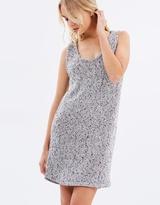 MinkPink Knit Mini Dress