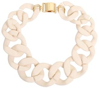 Zimmermann Resin Link Necklace