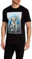 Kid Dangerous Koala DJ Front Graphic Print Tee