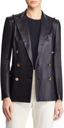 Ralph Lauren Camden Leather Jacket