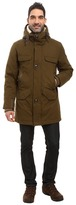 Rainforest Selawik Fishtail Parka