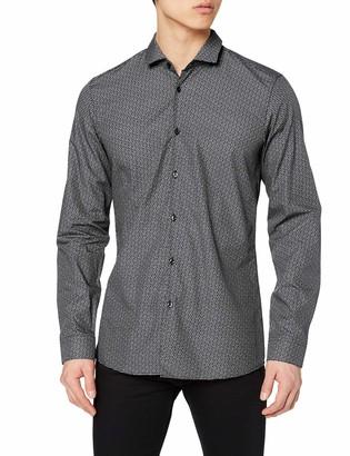 HUGO BOSS Men's Erondo Business Shirt