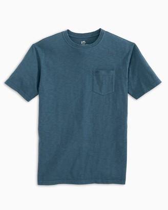 Southern Tide Beach Walker Garment Dyed T-Shirt