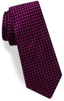 Ted Baker Dot Print Silk Tie