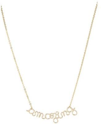 Atelier Paulin Richelieu Amazing necklace