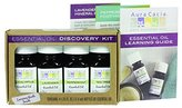 Aura Cacia Essential Oil Discovery Kit by