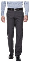 Haggar H26 - Men's Straight Fit Pants Charcoal 38X32