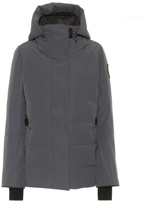 Canada Goose Lyndale hooded down jacket