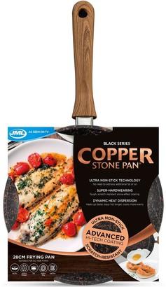 JML Copper Stone Black Series 28 cm Frying Pan