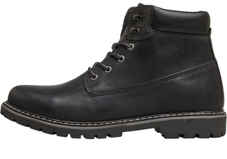 Onfire Mens Cleat Sole Boots Black