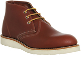 Red Wing Shoes Work Chukka Boot