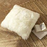 Sheepskin Floor Cushion