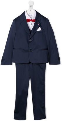 Colorichiari Formal Bow Tie Suit
