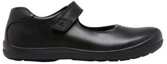 Harrison Kasey School Shoes Black 010 E+