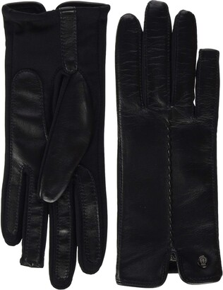 Roeckl Women's Leather Spandex Gloves