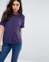 Minimum Short Sleeve Boxy Top