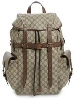 Gucci Men's Vintage Neo Vintage Backpack - Beige