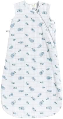 Perlimpinpin Baby's Cactus-Print Cotton Sleep Bag