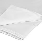 John Lewis Exquisite Genuisa Cotton Flat Sheets, White