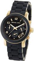 MICHAEL Michael Kors 38mm Midsized PU Chronograph Watch
