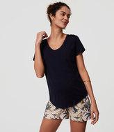 LOFT Maternity Lily Riviera Shorts