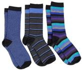 Converse Crew Affair Stripes Socks