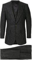 Dolce & Gabbana pin stripe three piece suit