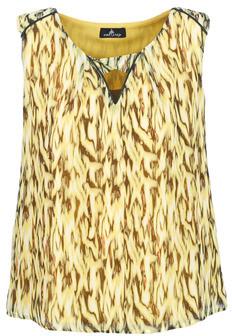 One Step MAFA women's Blouse in Yellow