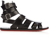 Givenchy Gladiator Leather Sandals