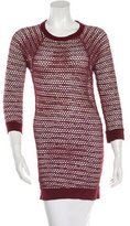 Isabel Marant Three-Quarter Sleeve Knit Top