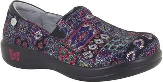Alegria Leather Slip-On Shoes - Keli
