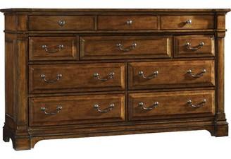 Hooker Furniture Tynecastle 10 Drawer Double Dresser