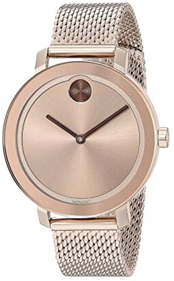 Movado Evolution - 3600654 (Carnation) Watches
