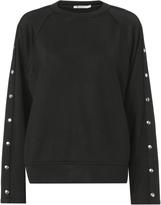 Alexander Wang Snap Sweatshirt