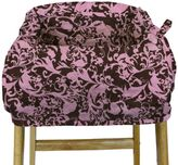 The Peanut Shell High Chair and Shopping Cart Cover - Pink Couture