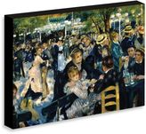 """Bed Bath & Beyond Renoir """"Bal du moulin de la Galette"""" Gallery Wrap Canvas Print"""