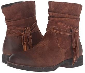 Børn Cross (Tobacco Distressed) Women's Boots