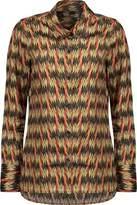 Etoile Isabel Marant Gaetan Printed Cotton Shirt
