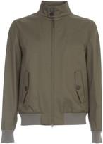 Herno Cotton Barracuta Waterproof Jacket