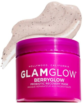 Glamglow Berryglow Probiotic Recovery Face Mask (75Ml)