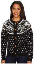 Woolrich Snowfall Valley Cardigan Women's Sweater