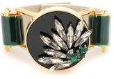Marni Crystal embellished bracelet