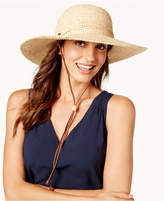 Scala Adjustable Strap Sun Hat