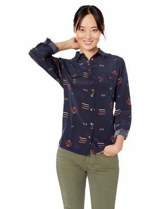 Pendleton Woolen Mills Pendleton Women's Chief Joseph Silk Shirt