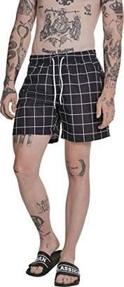 Trunks Urban Classic Men's Check Swim Shorts