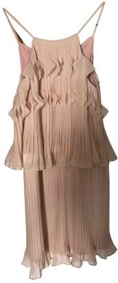 Ramy Brook Beige Dress for Women