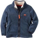 Carter's Fleece Zip-Up Jacket