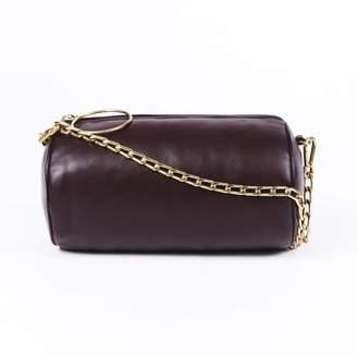Stella McCartney Stella Mc Cartney Purple Leather Handbags