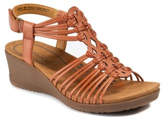 Bare Traps Taren Wedge Sandal